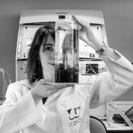 El Joven Rostro de la Ciencia